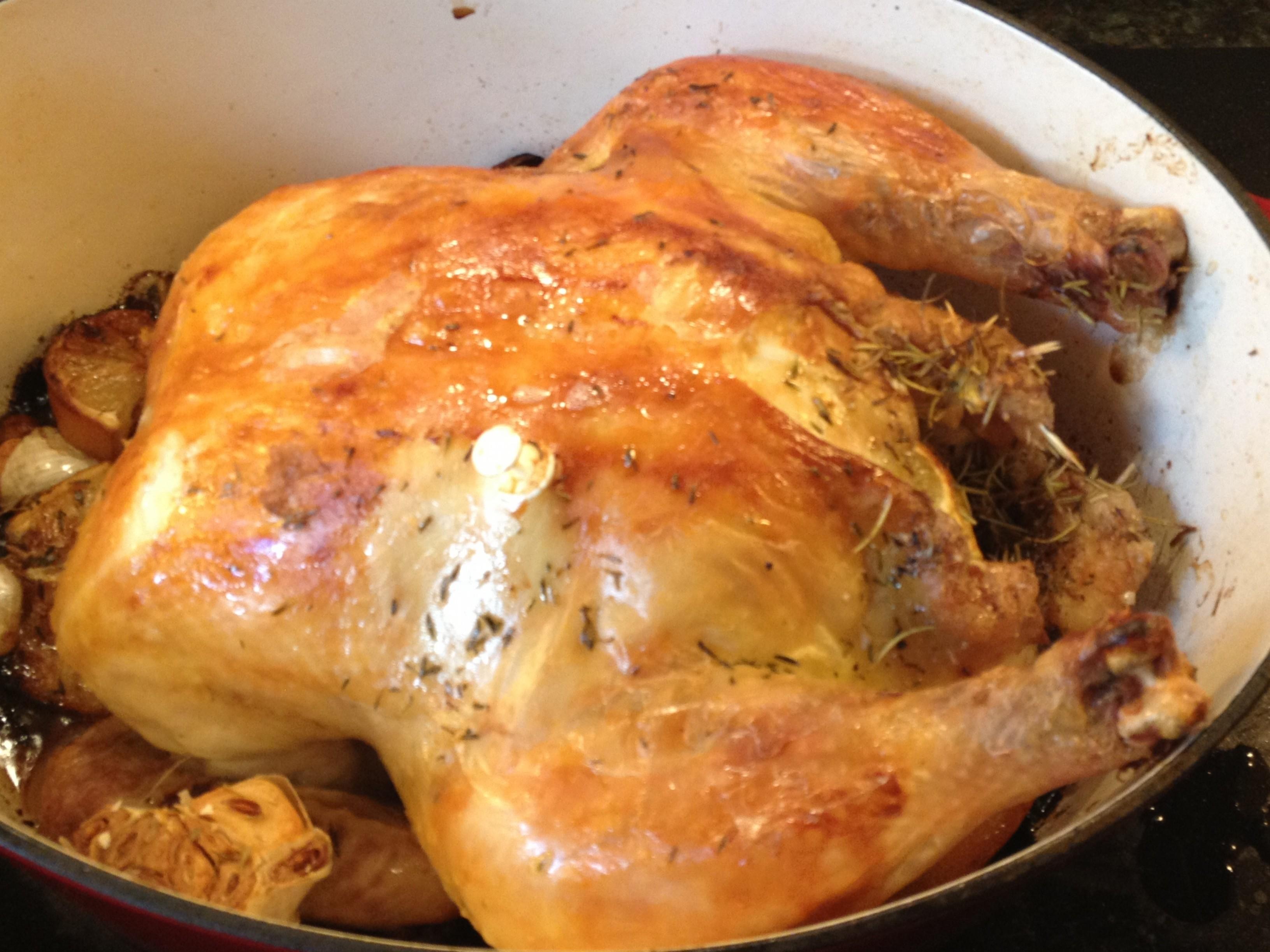 Breasts lemon chicken gartens ina