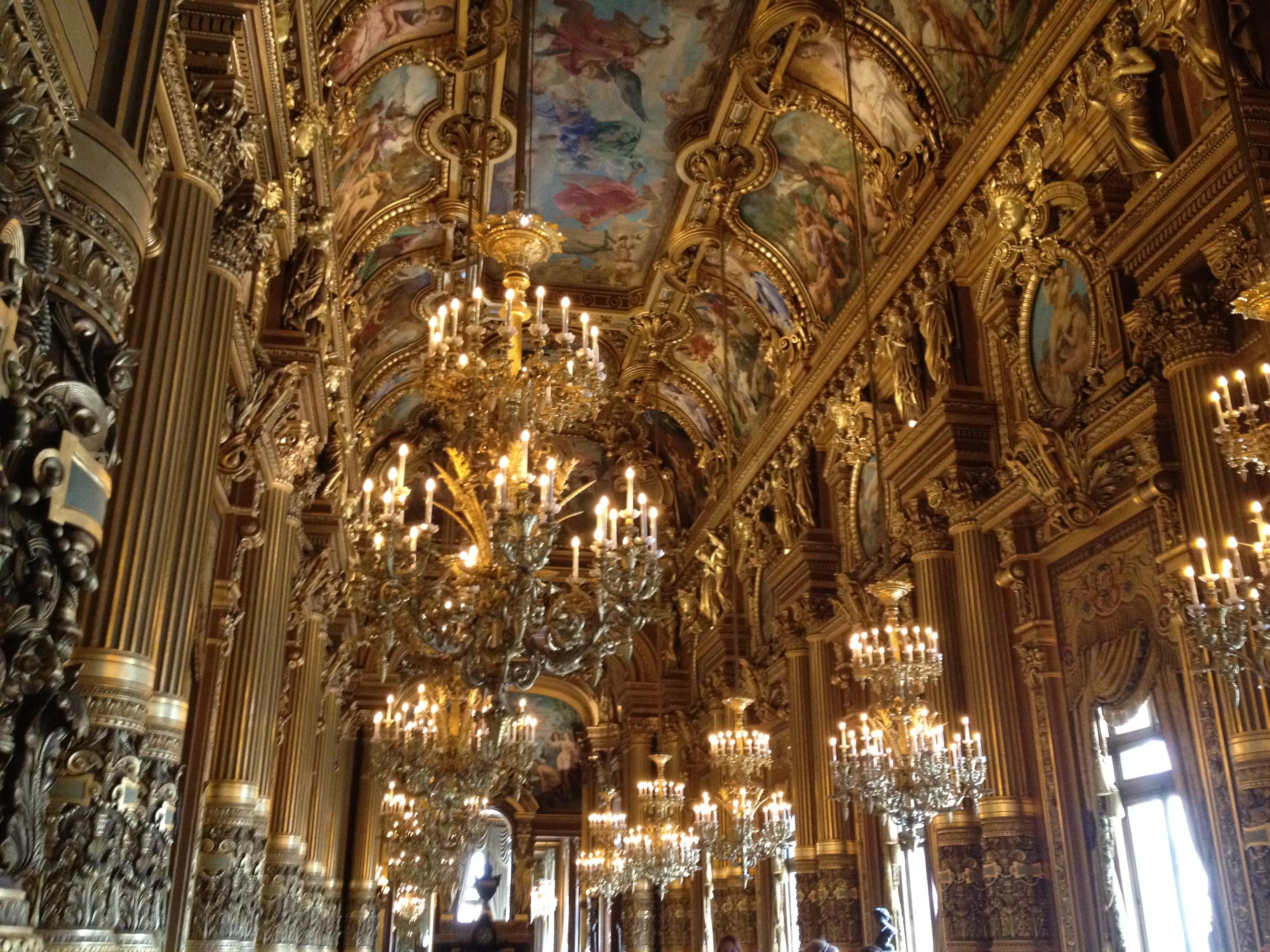 Postcard from Paris 1