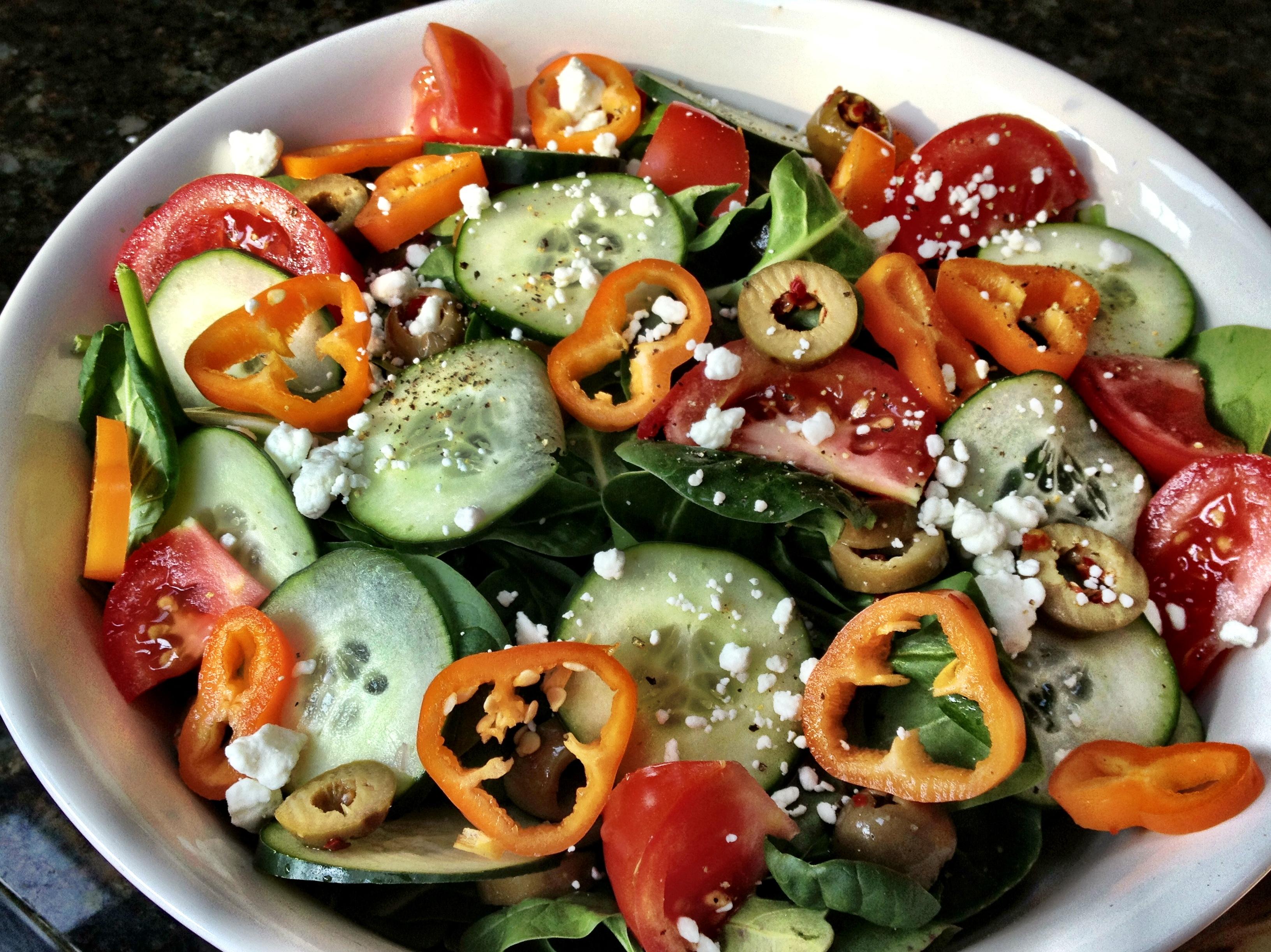Senegal's Black-eyed Pea Salad   Saladu Nebbe Recipes ...